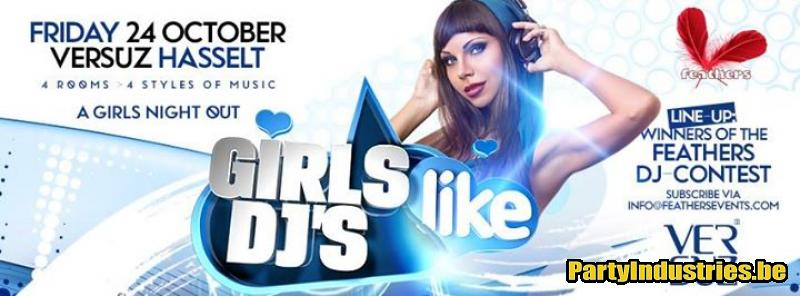 clubs girls hasselt