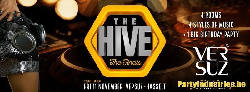 Flyer van The Hive - Versuz