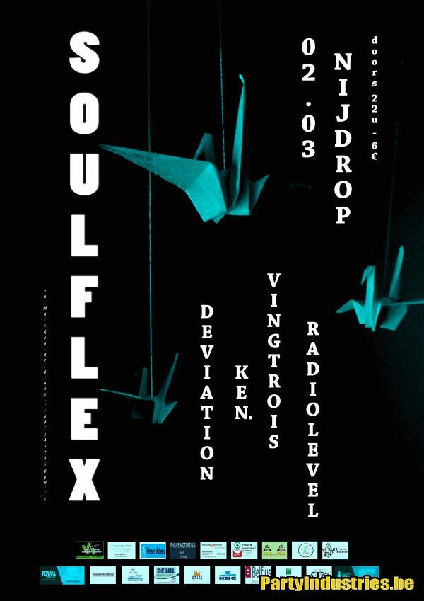 Flyer van soulflex
