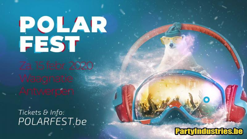 Flyer van Polarfest