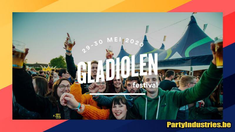 Flyer van Gladiolen 2020 - dag 1
