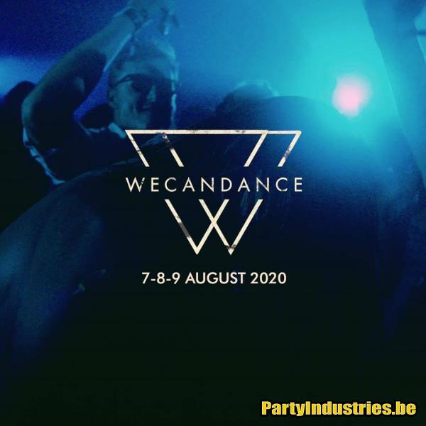 Flyer van WeCanDance 2020 - dag 1