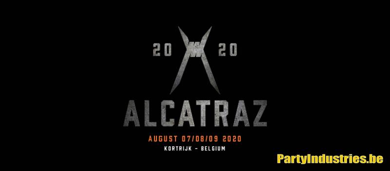 Flyer van Alcatraz Hard Rock & Metal Festival 2020 - dag 3