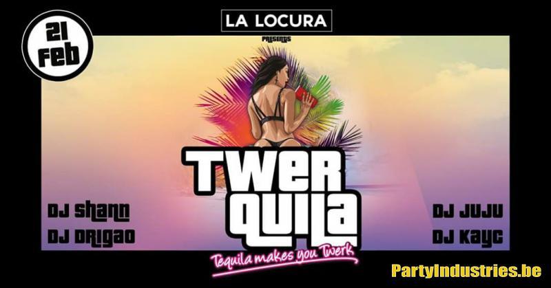 Flyer van La Locura