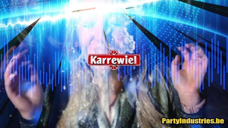 Flyer van 42 Years Karrewiel
