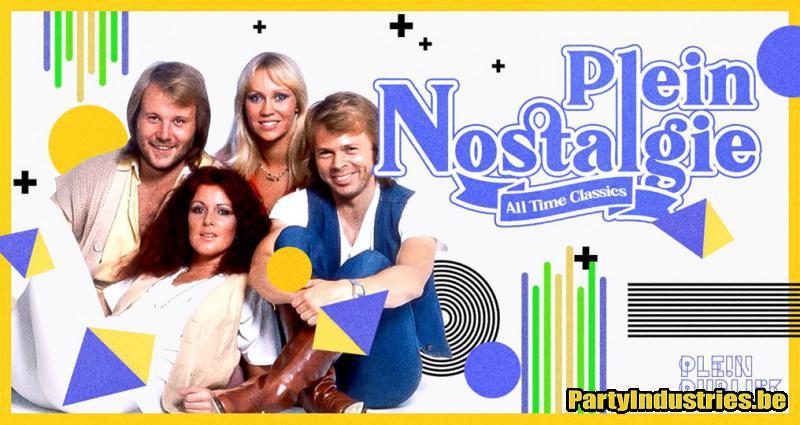 Flyer van Plein Nostalgie (All Time Classics)