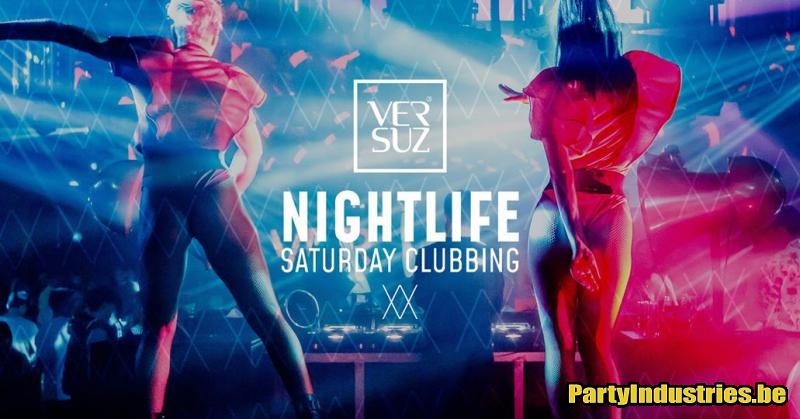 Flyer van Versuz NightLife