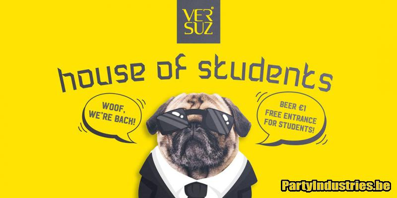 Flyer van House of Students