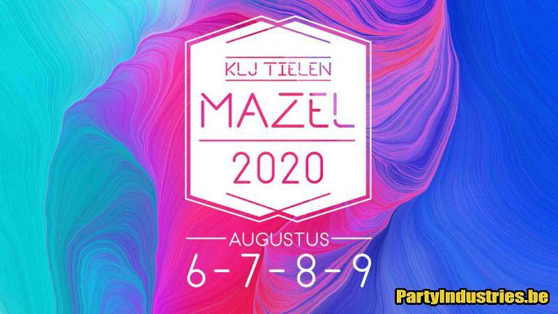 Flyer van Mazel 2020 - Fuif
