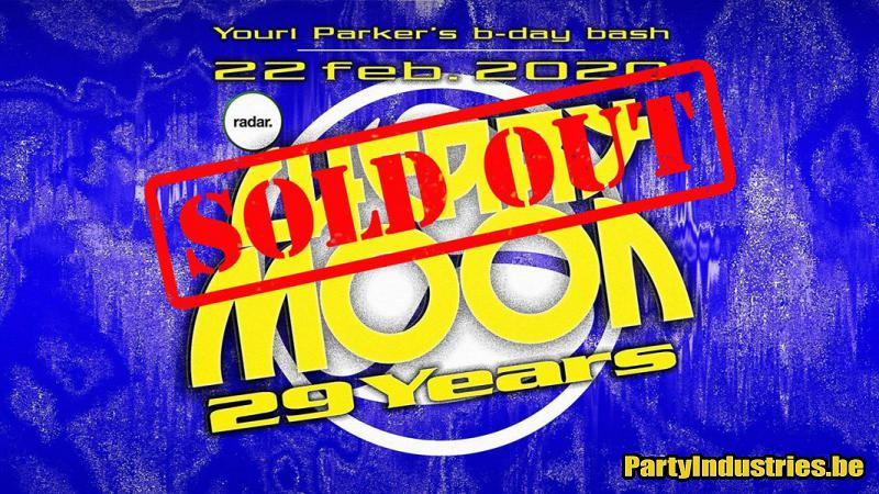 Flyer van SOLD OUT - 29 Years Cherry Moon
