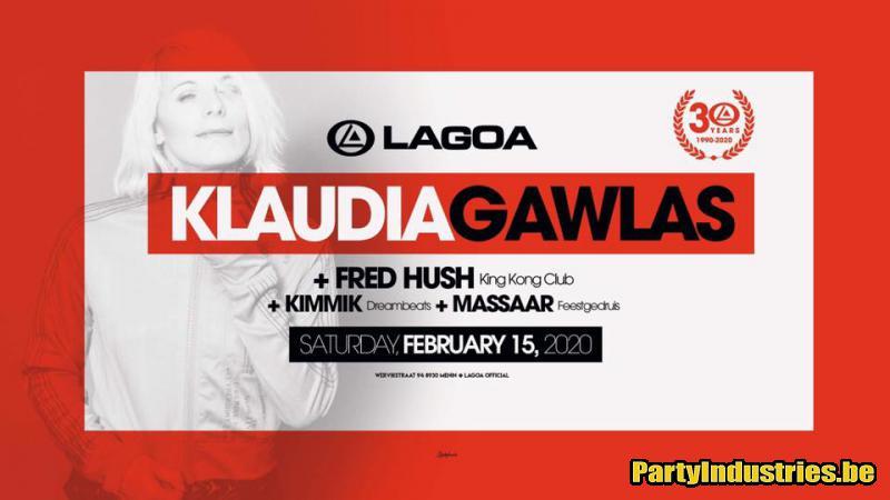 Flyer van Klaudia Gawlas (30 Years Lagoa Part 2)