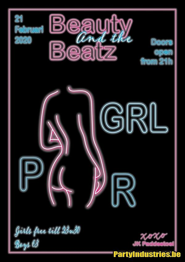 Flyer van Beauty And The Beatz 3.0