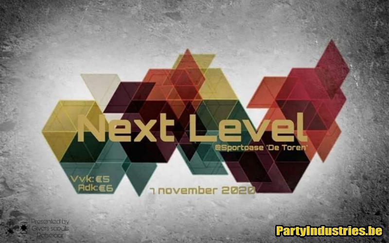 Flyer van Next Level 2020