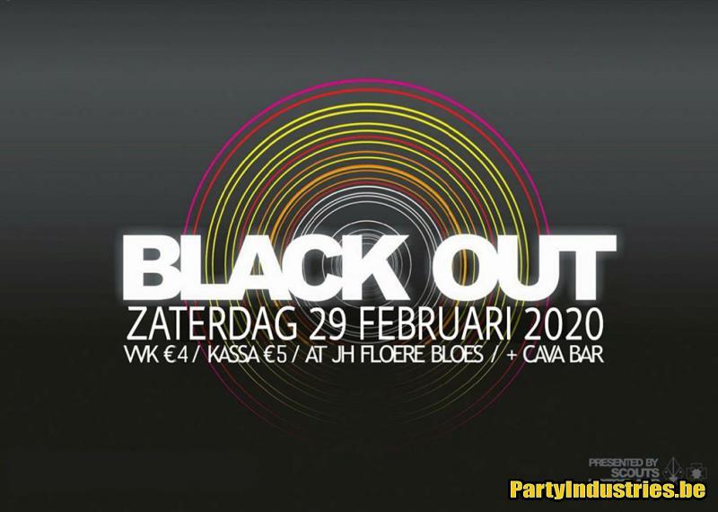 Flyer van Black Out 2020
