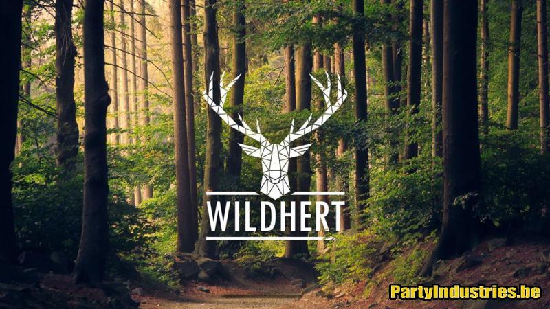 Flyer van WILDHERT 2020 (5de editie)