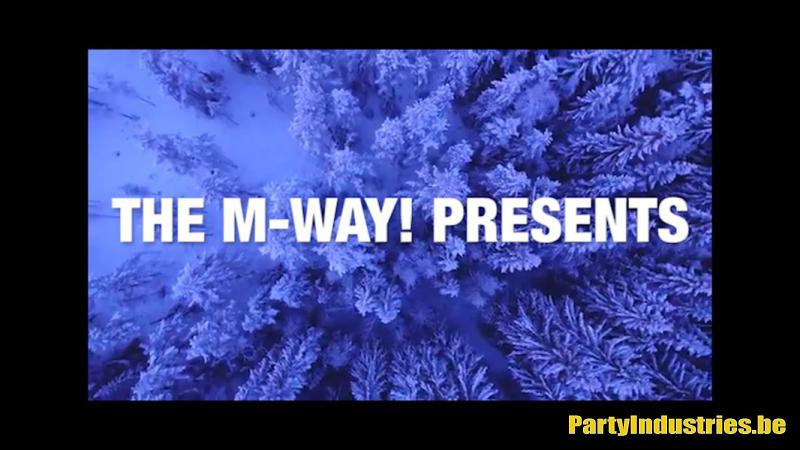 Flyer van The M-Way! Climate Party with Kyra // RENO edition // 21.02 //