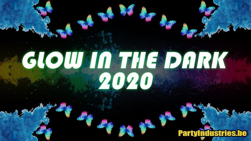 Flyer van Glow In The Dark 2020
