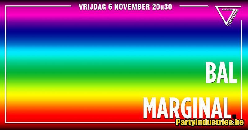 Flyer van Bal Marginal