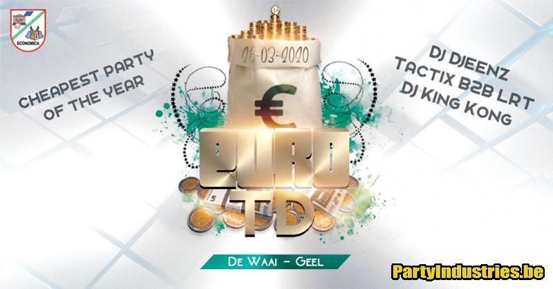 Flyer van Euro TD - AFGELAST