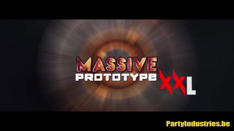 Flyer van Massive - Prototype XXL