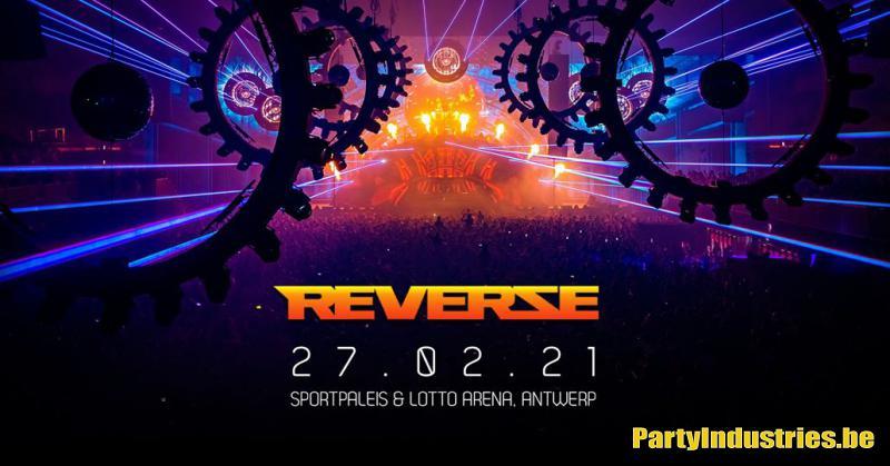 Flyer van Reverze 2021   Official