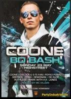 Flyer van Coone BD Bash