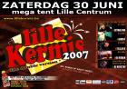 Flyer van Lille Kermis 2007