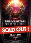Flyer van Reverze 2011 - Call of the Visionary