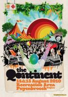 Flyer van The Qontinent - day 1