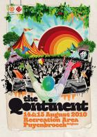 Flyer van The Qontinent - day 2