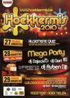 Flyer van Hoekkermis 2010