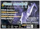 Flyer van Final Impact 2