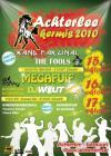 Flyer van Achterlee Kermis 2010 - Megafuif