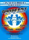 Flyer van Babafest Oldskool