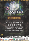 Flyer van Bassment