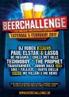Flyer van BeerChallenge 2011