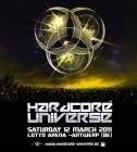 Flyer van Hardcore Universe - The Ultimate Hardcore Manifest
