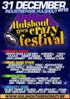Flyer van Hulshout Goes Crazy Festival