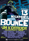 Flyer van Bounce