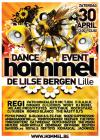 Flyer van Hommel Dance Event