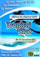 Flyer van Tropical Blue