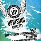 Flyer van Uprising