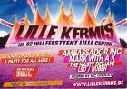 Flyer van Lille Kermis 2011