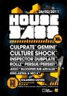 Flyer van House Bass