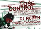 Flyer van Lose Control part 4