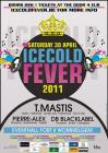 Flyer van Ice Cold Fever