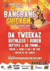 Flyer van Bang Bang Chicken