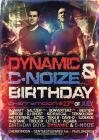 Flyer van Dynamic & C-Noize Birthday
