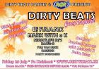 Flyer van Dirty Beats Goes Tropical