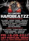 Flyer van Hardbeatzz Dj Contest